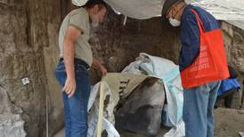Estudian zona del Valle de México donde se hallaron osamentas de mamut