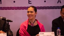 Destaca Adriana Favela importancia de paridad de género en Latinoamérica