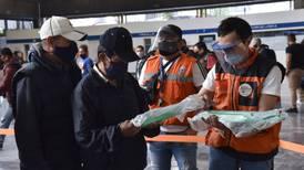 Gobierno de la CDMX realizará pruebas de COVID-19 en 12 estaciones del Metro