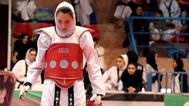 Deserta única medallista olímpica iraní: 'soy una entre millones de mujeres oprimidas', dice