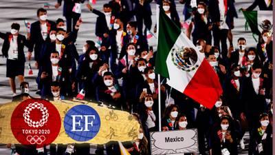 México termina en el lugar 84 del medallero de Tokio 2020