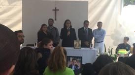 Recuerdan a víctimas del Colegio Rébsamen