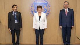Destaca Ramírez de la O apoyos récord del FMI y BM por 925 mil mdd
