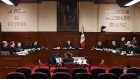 Protección de datos personales puede limitarse por seguridad nacional: Corte
