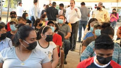 Vacunación COVID a menores: Así arrancó en Coahuila