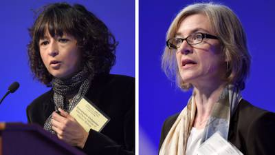 Emmanuelle Charpentier y Jennifer A. Doudna ganan Nobel de Química por método para editar genoma