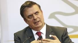 Ebrard inicia negociación con EU mediante llamada con Kushner y Pompeo; anuncia cumbre