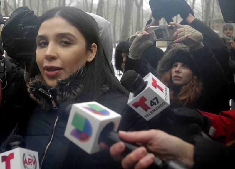 Emma Coronel, esposa del 'Chapo', se declara culpable en EU: NYT – El Financiero