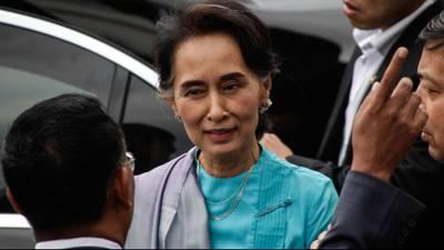 Acusan a la lideresa derrocada de Myanmar, Aung San Suu Kyi, por supuesta incitación a la violencia