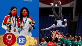 Del 'ya merito' al bronce: Los momentos más importantes de los mexicanos en Tokio 2020