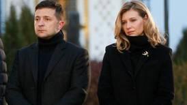 Olena Zelenska, esposa del presidente de Ucrania, Volodymyr Zelenskiy, da positivo a COVID-19