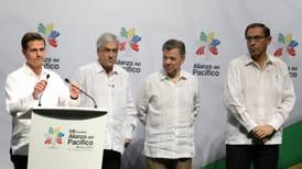 Peña Nieto anuncia lanzamiento de agenda digital y bono para sismos de la Alianza del Pacífico