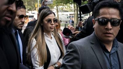 Emma Coronel, esposa del 'Chapo', se declara culpable de narcotráfico y lavado de dinero en Washington