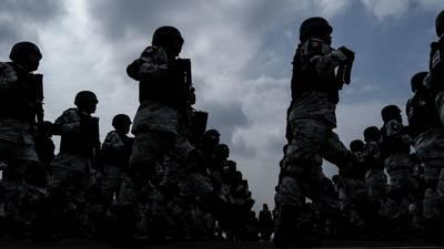 Militarización de México