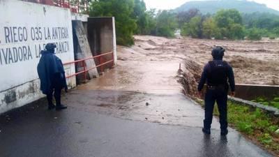 'Grace' deja 22 municipios veracruzanos en estado de emergencia