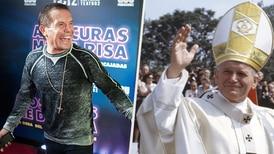 JC Chávez inhaló cocaína en el baño privado de Juan Pablo II, revela libro