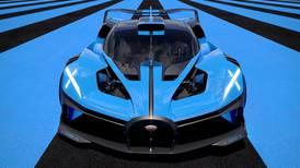 ¡Velocidad pura! Bugatti presenta Bolide, el hipercoche liviano solo para pistas extremas