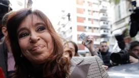 Inicia hoy el primer juicio contra Cristina Fernández de Kirchner