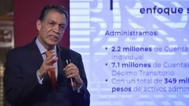 Designan a Iván Pliego Moreno como presidente de Consar