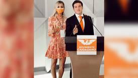 Samuel García acusa al INE de violencia política de género contra Mariana Rodríguez