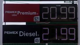 Pemex descarta cumplir con producción de diésel ultra bajo en azufre