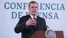 Apertura de frontera: 'EU permitirá visitantes con vacunas aprobadas por la OMS', dice Ebrard