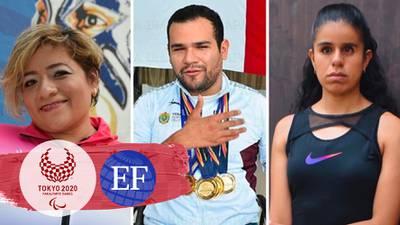 Esperanzas de medalla para México en los Juegos Paralímpicos Tokio 2020