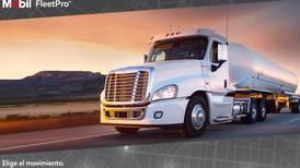 Presenta Mobil FleetPro, una solución para consumo de combustible y movilidad de las flotas