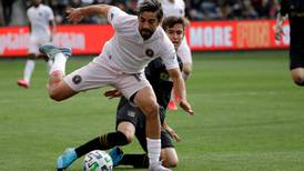 Monterrey demanda ante FIFA al Inter de Miami de David Beckham por fichaje de Pizarro