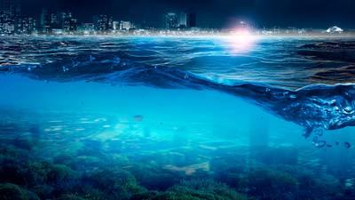 Calentamiento global: Este es el futuro bajo el agua ante el incesante aumento del nivel del mar