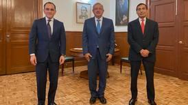 Cámara de Diputados recibe nombramientos de Ramírez de la O y Herrera para su ratificación