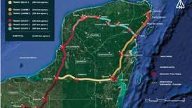 Fonatur y CFE firman convenio para 'electrificar' el Tren Maya