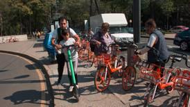 Nuevo reglamento de tránsito no autoriza uso de banquetas para bicis ni scooters, aclara Sheinbaum