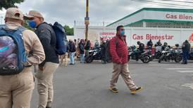 Tanques que pueden causar accidentes: Esto denuncian trabajadores de Gas Bienestar