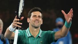 Evacúan estadio en Australia en medio de partido de Djokovic por nuevo confinamiento ante COVID