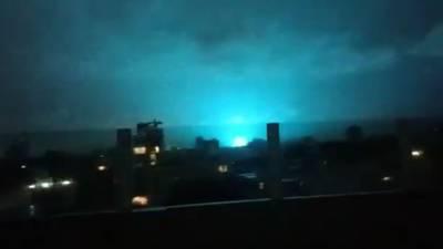 ¿Qué son las luces que se ven en el cielo durante los sismos?