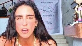 Nutriólogo Aries Terrón responde a Bárbara de Regil tras polémica de proteína