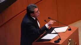 Ricardo Monreal ya no presentará iniciativa para evitar frenar obras mediante amparos