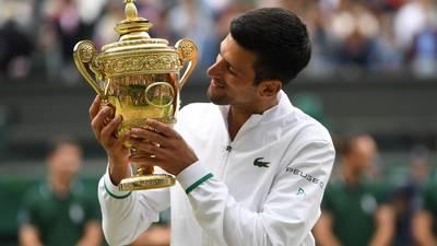 Novak Djokovic: A un juego de hacer historia en el mundo del tenis