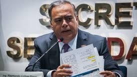 Fiscalía de la CDMX pide ficha roja contra Raymundo Collins, extitular del Invi