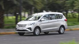 Suzuki Ertiga confirma la funcionalidad japonesa