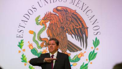 Zacatecas está en quiebra; seguridad será prioridad: David Monreal al asumir Gobierno