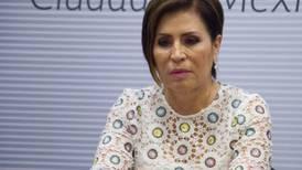 Rosario Robles acusa a AMLO de intromisión en negociación de criterio de oportunidad