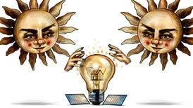 Consume luz solar y ahorra en tu gasto de electricidad