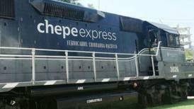 Tren Chepe, suspendido hasta el 12 de octubre
