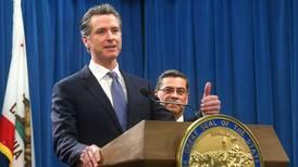 La diplomacia centroamericana de California