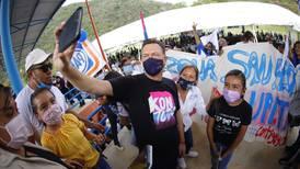 Querétaro se 'pinta' de azul; Mauricio Kuri lidera contienda con 56% de las preferencias