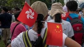 China se opone a la intervención externa