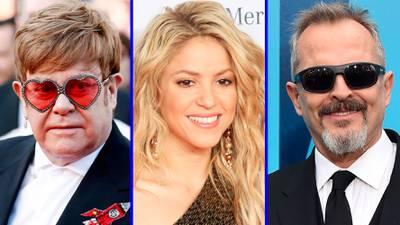 Pandora Papers: Shakira, Elton y Bosé, entre los artistas implicados en la investigación