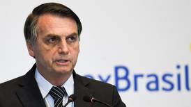 Bolsonaro se niega a felicitar a Alberto Fernández, virtual presidente electo de Argentina